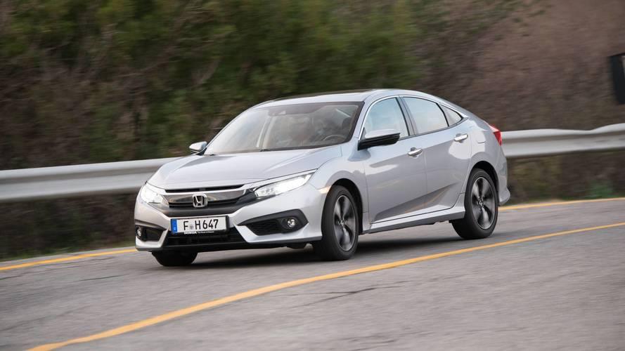 Honda ağustosa CR-V ve Civic kampanyasıyla girdi