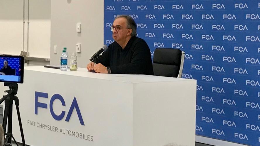 """Sergio Marchionne """"Guida autonoma ed elettrico, serve cautela"""""""