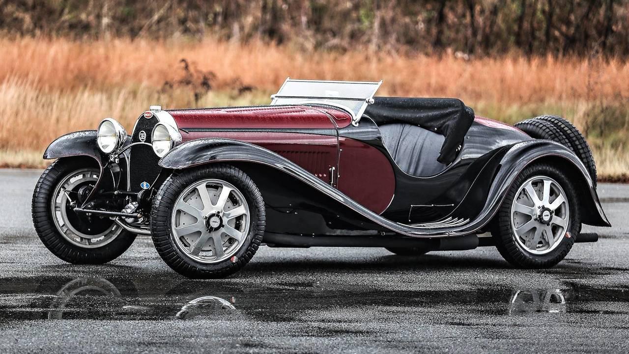4. 1931 Bugatti Type 55 Roadster: $4,070,000