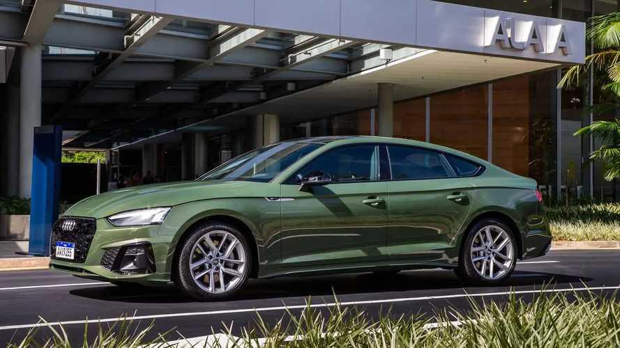 Audi A5 Sportback Performance Black quattro 2021