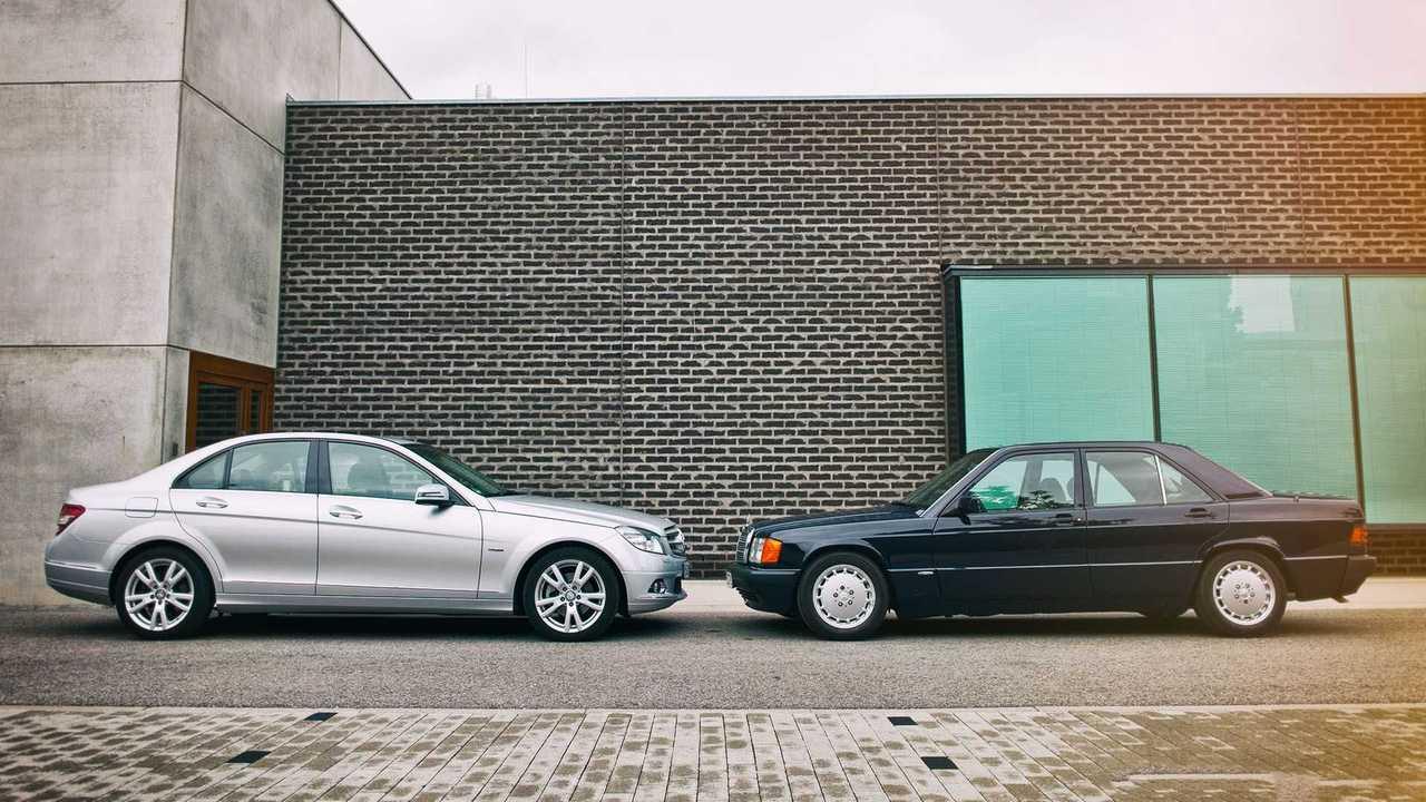 Die Generationen der Mercedes C-Klasse im großen Überblick
