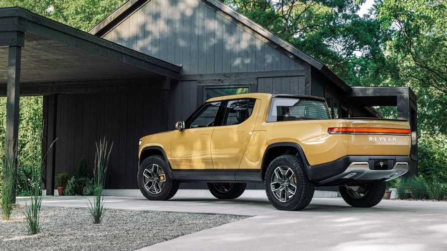 Rivian R1T And R1S EPA Range Numbers Released: Over 300 Miles