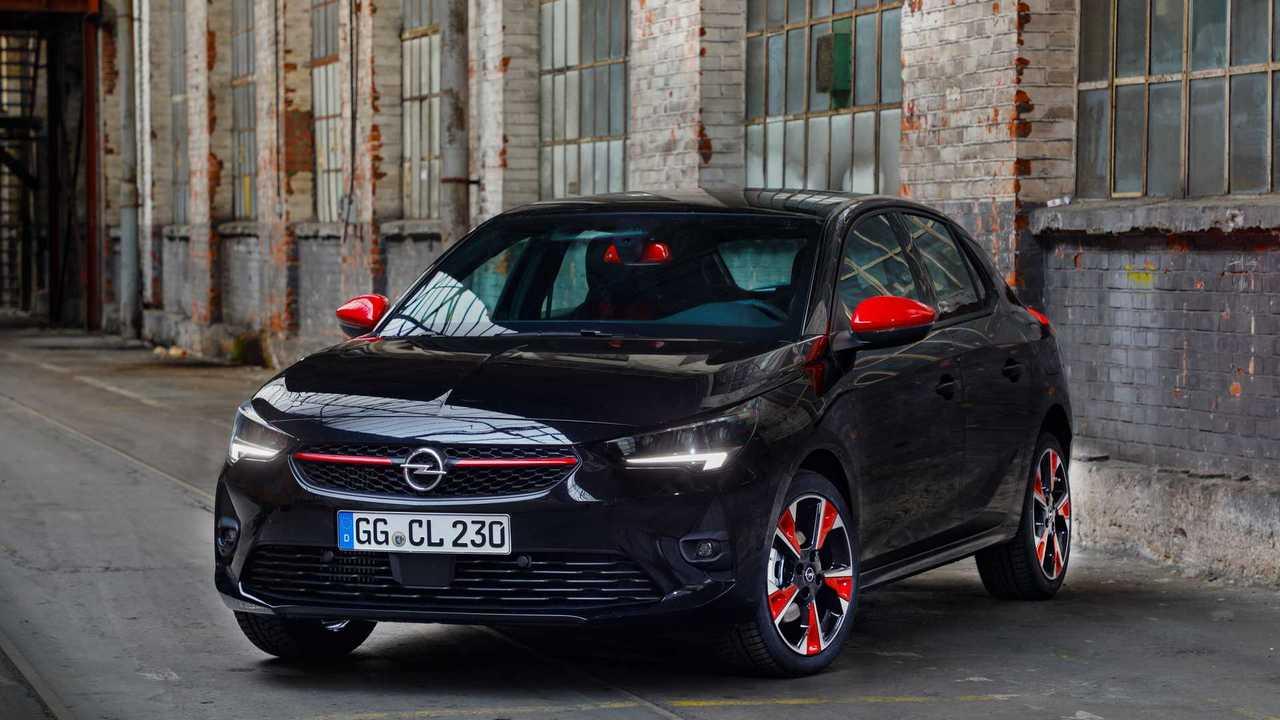 Opel Corsa Individual 2021