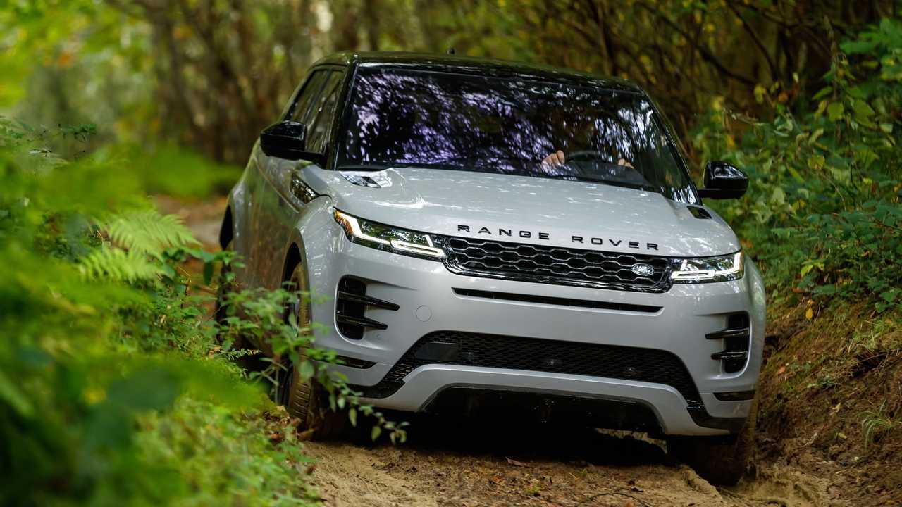 Range Rover Evoque foi o carro importado mais vendido