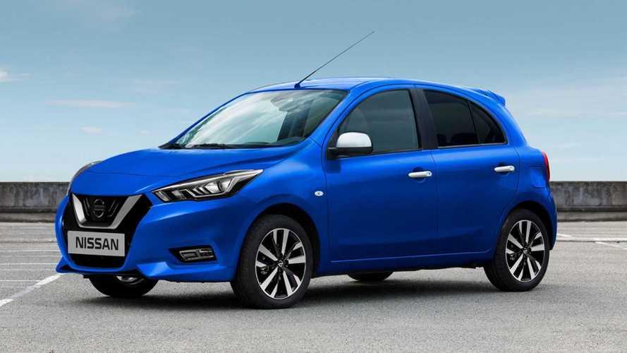 Novo Nissan March 2022 terá a cara do Versa e já está sendo fabricado