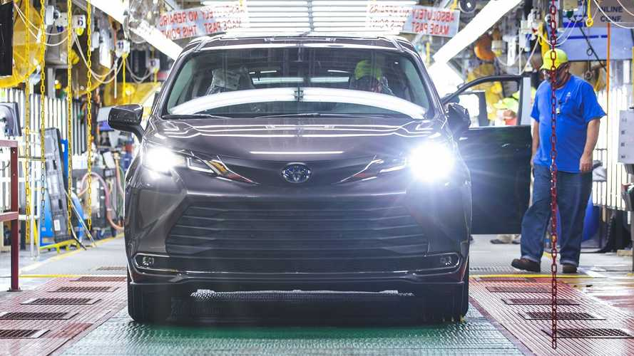 Toyota Has Built 30 Million Cars (And Counting) In The US