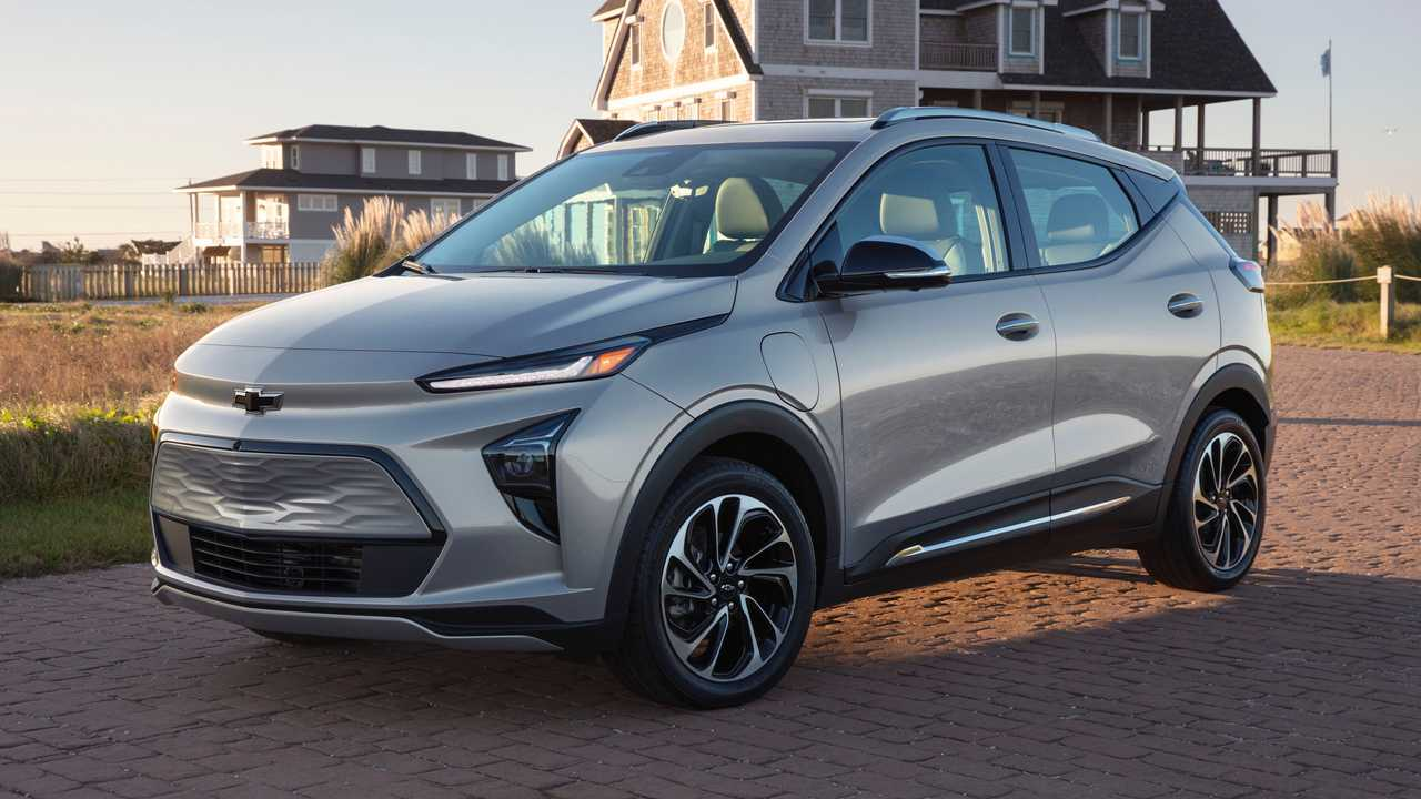 Chevrolet Bolt EUV 2022