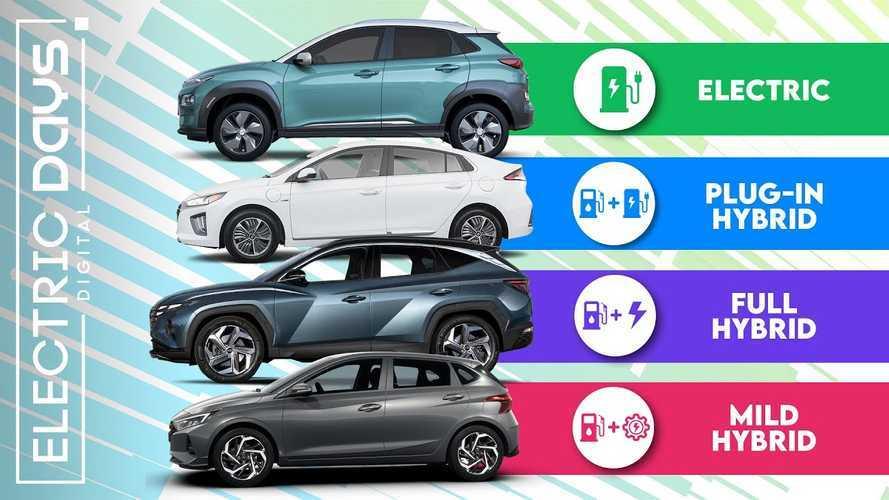 Tutte le Hyundai elettrificate, quale scegliere