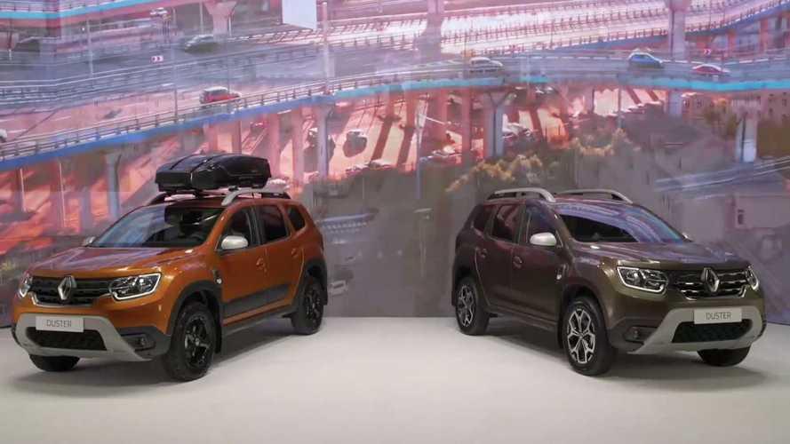 В России представили новый Duster: подробный обзор и все о моторах
