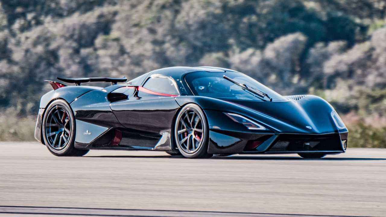 SSC Tuatara averages 282.9 mph at the Johnny Bohmer Proving Grounds