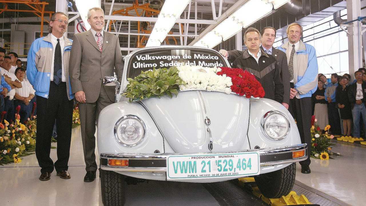 5. Volkswagen Beetle
