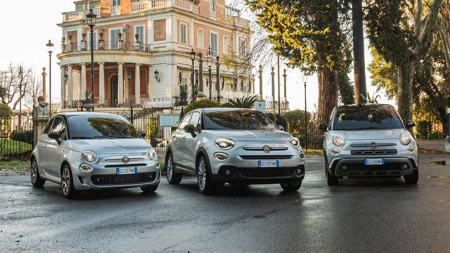 Fiat revamps 500, 500X and 500L ranges for 2021