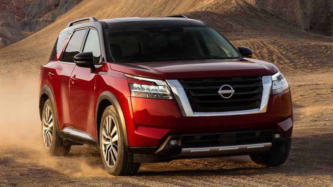 2022 Nissan Pathfinder Lead Image