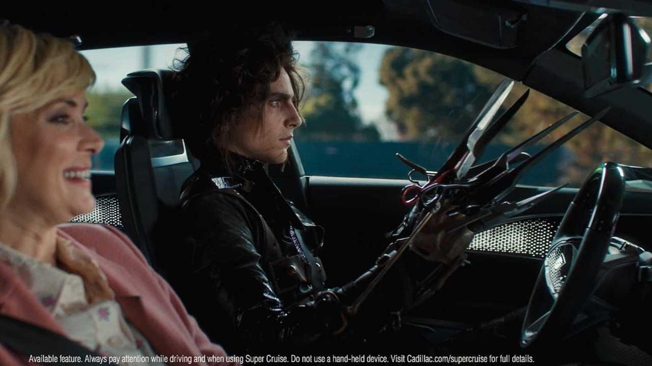 Cadillac Lyriq Reklamı