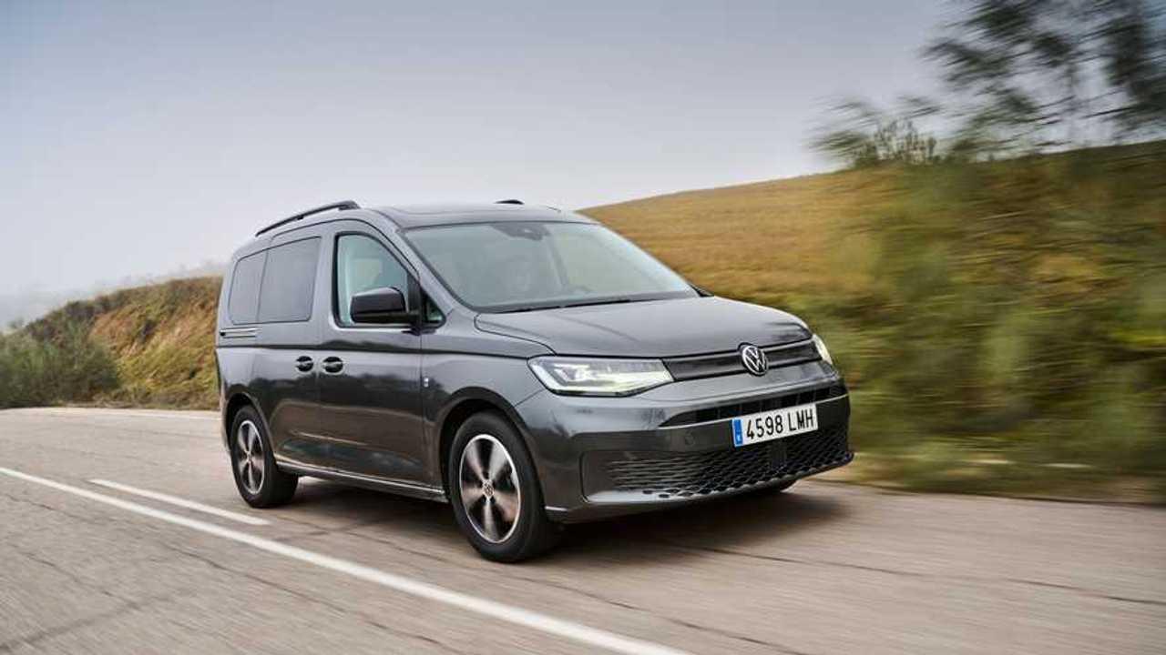 Volkswagen Caddy 2021, primera prueba