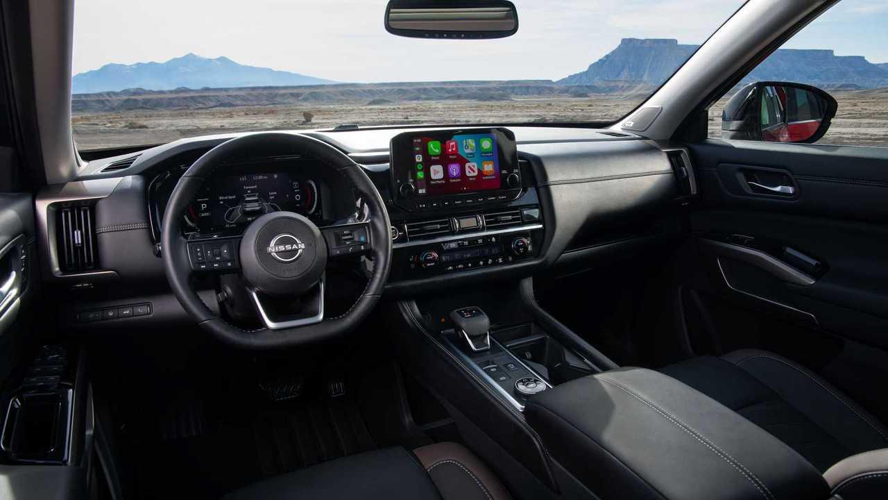 Novo Nissan Pathfinder 2022 Ganha Mais Tecnologia E Espaco Para 8 Pessoas