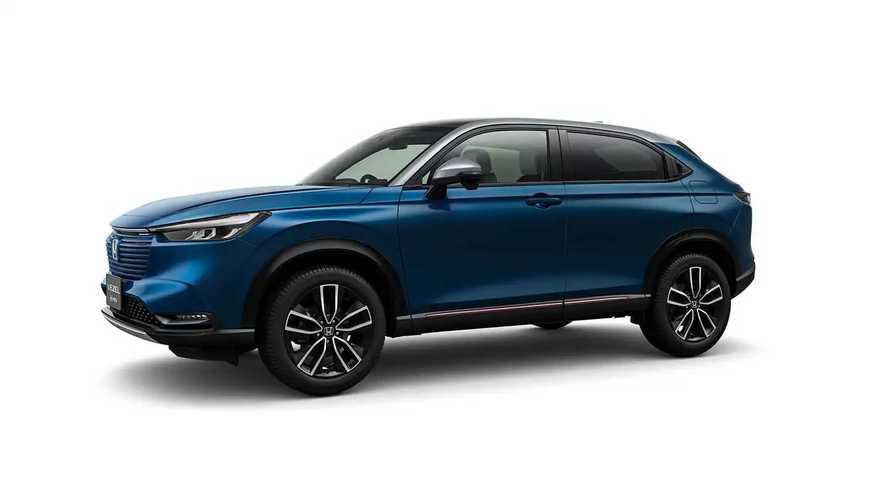 New Honda HR-V hybrid SUV starts at just under £27k