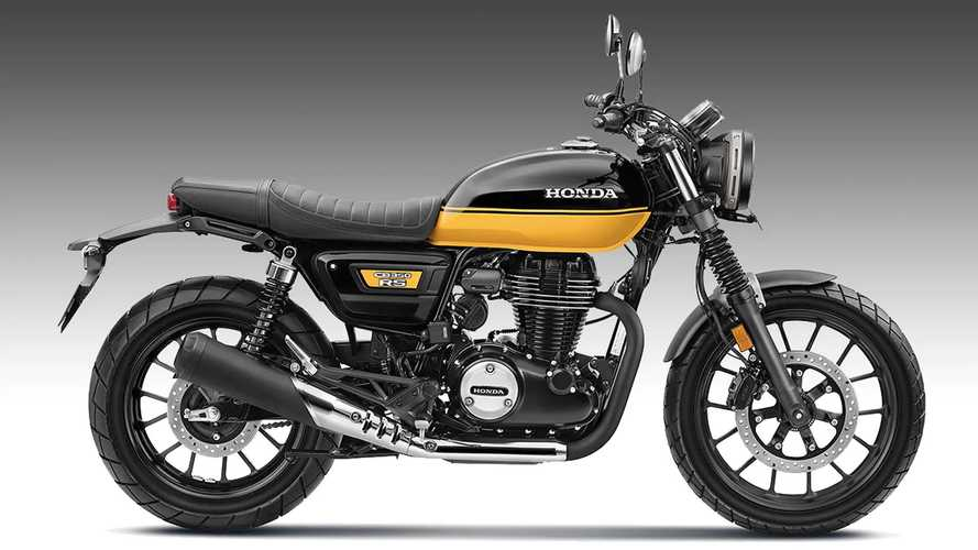 The Honda CB350 RS Is Starting To Make Its Way To Eager Customers