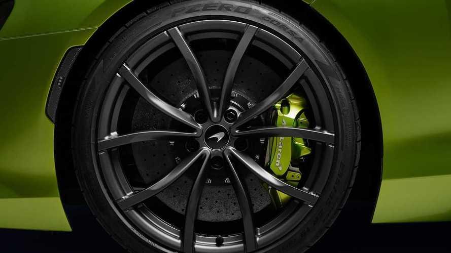 Pirelli'den McLaren Artura'ya çok özel lastik