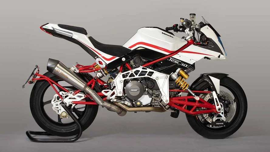 Three Limited Edition Bimota Tesi 3Ds Up For Sale In England