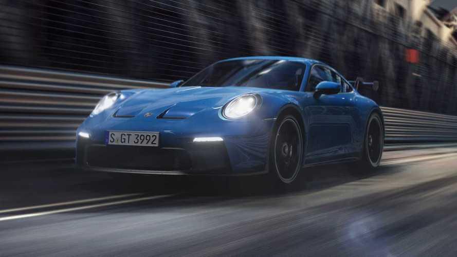 Porsche 911 GT3 2021: siente las carreras