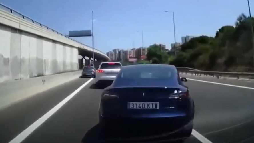 Tesla Autopilot Or Defensive Driving? Tesla Crash-Avoidance Fact Check