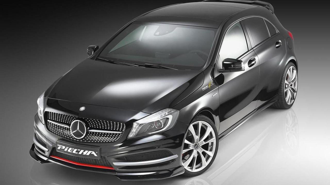 Mercedes-Benz A-Class AMG Line by Piecha Design
