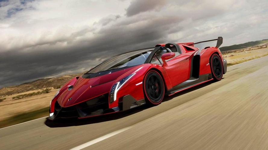 Lamborghini Veneno Roadster leaked ?
