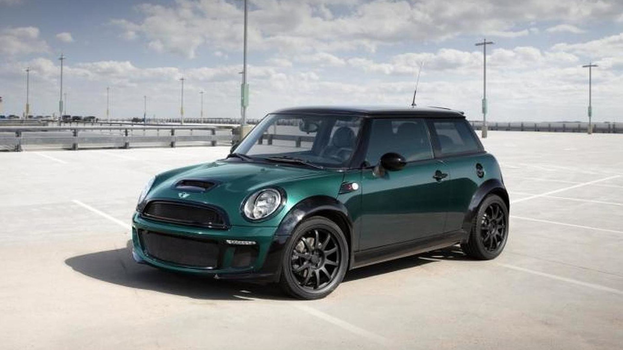 Gallery Mini Cooper S Bully By Topcar Revealed
