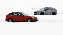 2015 BMW X1 spy photo