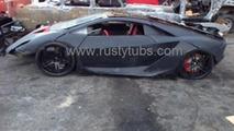 Lamborghini Sesto Elemento stunt double