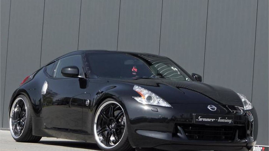 Senner Tuning works on the Nissan 370Z