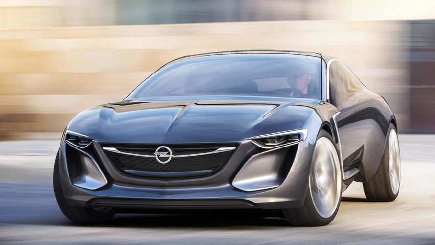 Opel Monza News And Reviews Motor1 Com