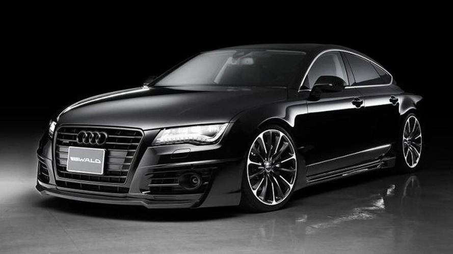 Wald International reveals sinister Audi A7 Sportback