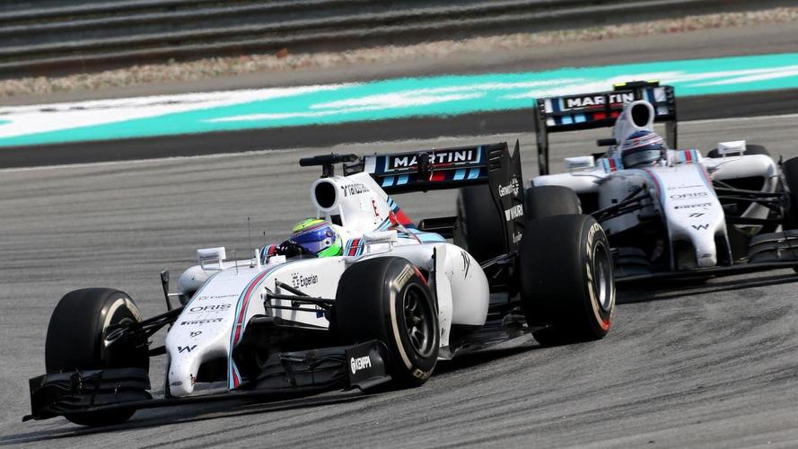 Massa ignores Williams team orders in Malaysia