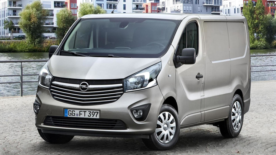 All-new Opel/Vauxhall Vivaro introduced, goes on sale this summer