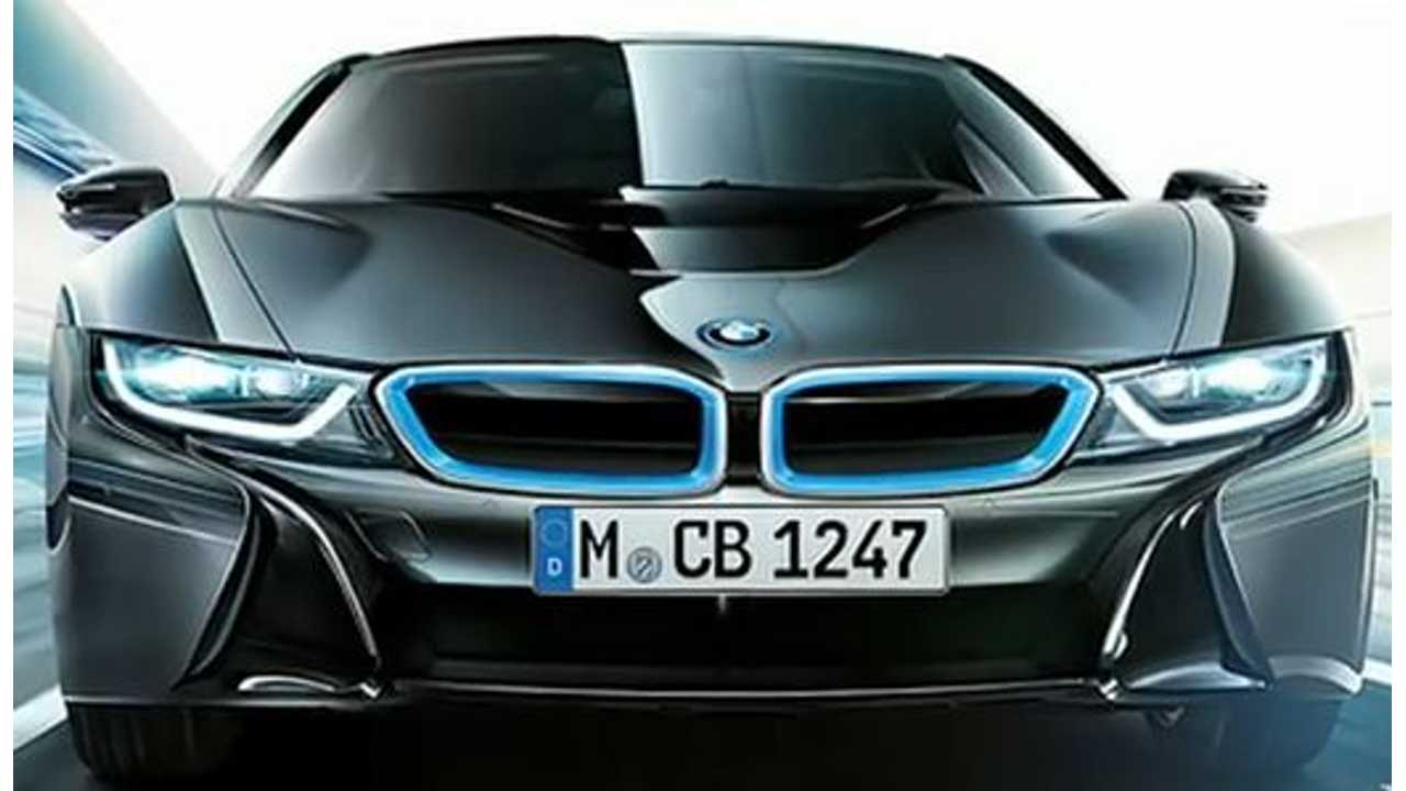 Sales Of BMW i8 Pegged At 500 Units In US For 2014