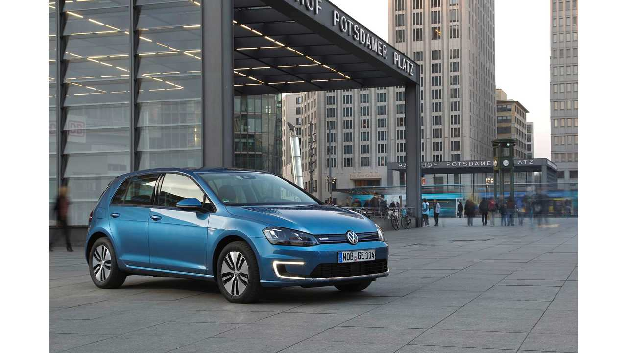 Volkswagen e-Golf Featured In Fully Charged (Video)