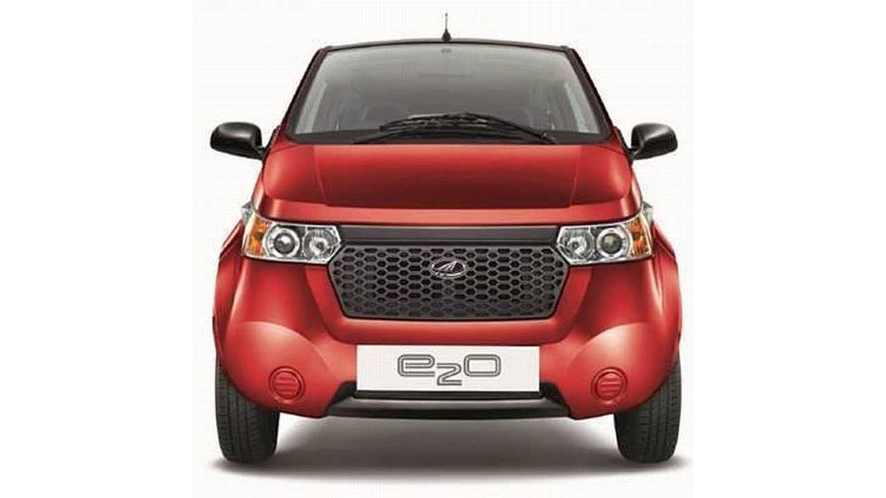 Mahindra Reva Gears Up to Sell e2o Electric in UK and Norway