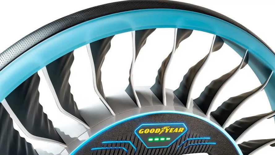 Goodyear Aero Tiltrotor Tire Concept