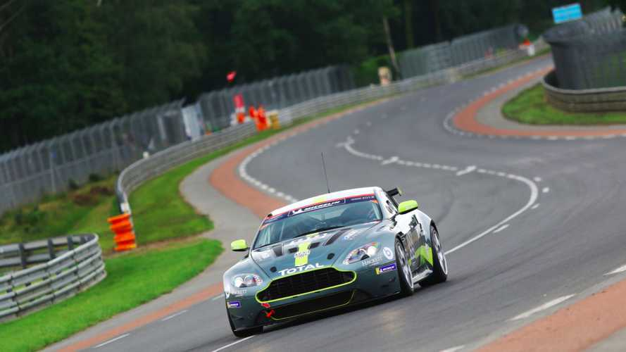Aston Martin Announces Heritage Racing Festival Series