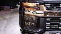 2020 Chevrolet Silverado HD Live CAS