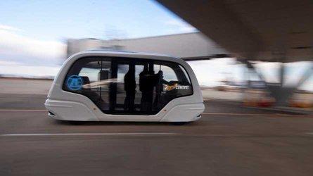 ZF e guida autonoma, acquisito il 60% di 2getthere