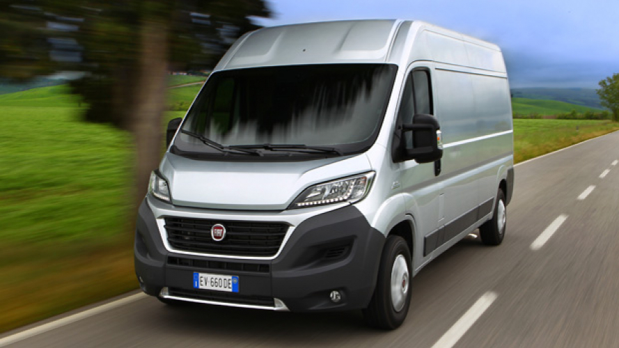 Nuovo Fiat Ducato, prime impressioni