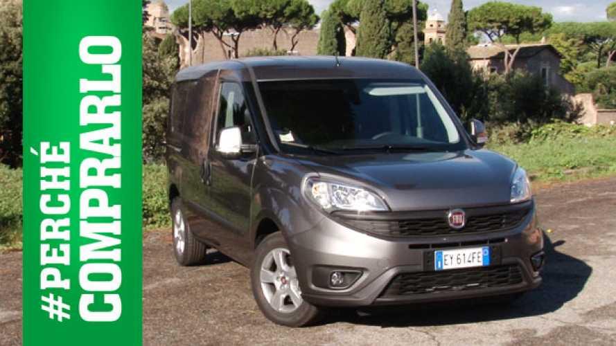Fiat Doblò Cargo 90 CV MTA | Perché comprarlo... e perché no