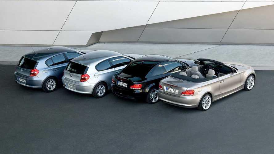 """BMW Serie 1, a 15 anni si """"normalizza"""""""