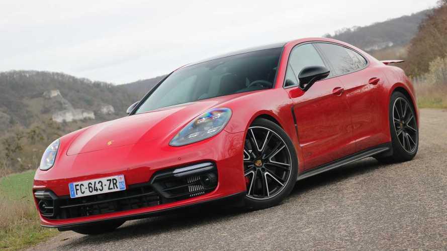 Essai Porsche Panamera GTS (2019) - Agile par nature