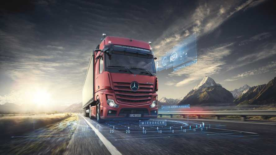 Mercedes-Benz Trucks a Transpotec 2019
