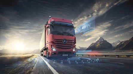 Mercedes-Benz trucks al Transpotec 2019. Acrtos protagonista