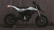 bikeexifs gorgeous custom zero hope